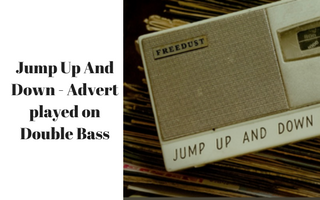 Jump Up And Down - Double Bass Remote Recording