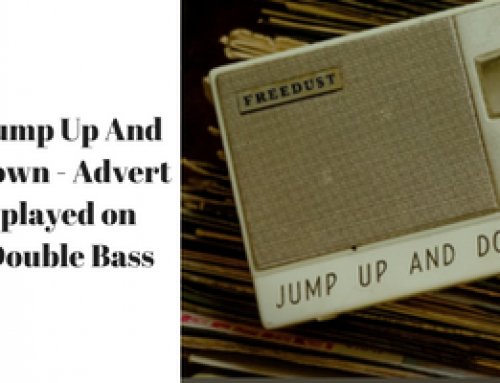 Double Bass Remote Recording – Jump Up And Down, DanCa
