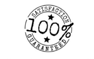 100% satisfaction guarantee for remote bass recording service