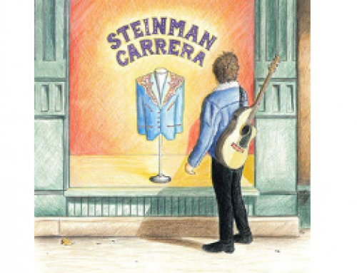 Remote Bass Recording –   Steinman Carrera & The New Suit of Blues, Dave Power