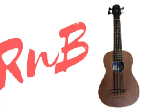 Recording A Kala Ukulele Bass – R n B Groove